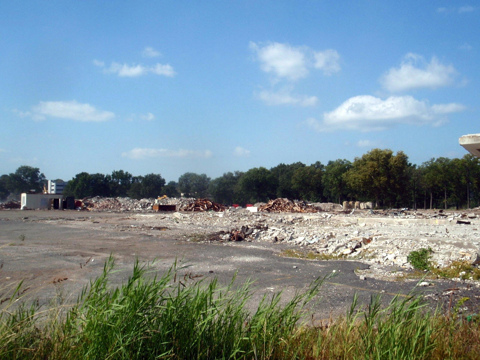 Image of Plant Demolition